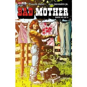 Bad Mother (2020) #2 VF/NM Mike Deodator Jr Cover AWA Studios Upshot