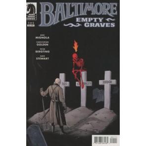 Baltimore: Empty Graves (2016) #1 of 5 VF/NM Mike Mignola Dark Horse Comics