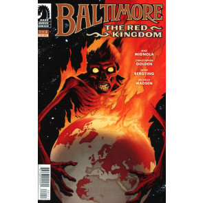 Baltimore: The Red Kingdom (2017) #1 of 5 VF/NM Mike Mignola Dark Horse Comics