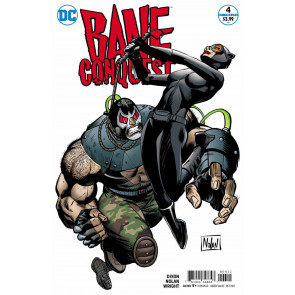 Bane: Conquest (2017) #4 of 12 VF/NM (9.0) Kevin Nolan Cover