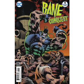 Bane: Conquest (2017) #1 of 12 VF/NM Kelly Jones Cover
