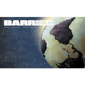 Barrier (2015) #5 of 5 VF/NM (9.0) Brian K Vaughan Marcos Martin