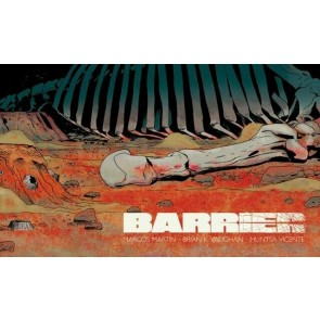 Barrier (2015) #2 of 5 VF/NM (9.0) Brian K Vaughan Marcos Martin