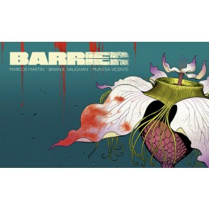Barrier (2015) #4 of 5 VF/NM (9.0) Brian K Vaughan Marcos Martin