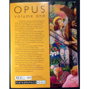 Barry Windsor-Smith Opus (1999) vol.1 Hard Cover Fantagraphics Books 1st print