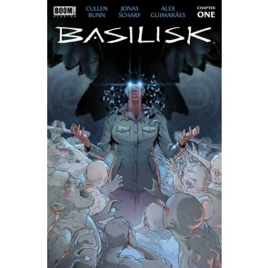 Basilisk (2021) #1 VF/NM Danny Luckert 2nd Printing House of Slaughter Preview