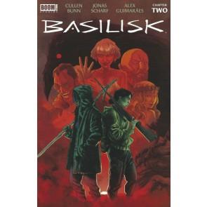 Basilisk (2021) #2 VF/NM Francesco Mobili Second Printing Variant Cover Boom!