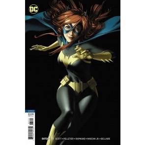 Batgirl (2016) #35 VF/NM-NM Joshua Middleton Variant Cover DC Universe