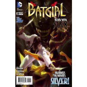 Batgirl (2011) #29 VF/NM