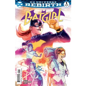 Batgirl (2016) #1 VF (8.0) Rafael Albuquerque Regular cover Rebirth