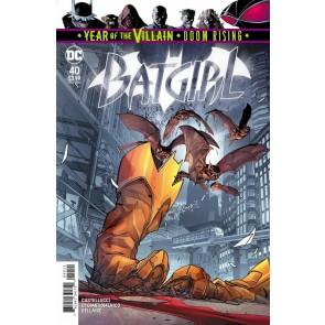 Batgirl (2016) #40 VF/NM (9.0) Carmine Di Giandomenico & Ivan Plascencia Cover A