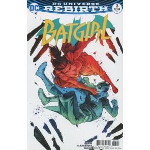 Batgirl (2016) #3 VF/NM Francis Manapul Variant Cover DC Universe Rebirth
