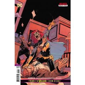 Batgirl (2016) #40 VF/NM-NM Javi Fernandez DCeased Variant Cover
