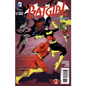 Batgirl (2011) #38 VF/NM-NM Flash 75th Anniversary Detective Comics #359 Swipe