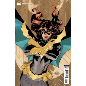 Batgirl (2016) #44 VF/NM-NM Terry Dodson Variant Cover DC Universe