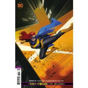 Batgirl (2016) #39 VF/NM-NM Jeff Dekal Variant Cover DC Universe