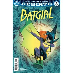 Batgirl (2016) #1 NM- (9.2) Francis Manapul variant cover Rebirth