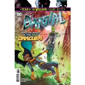 Batgirl (2016) #38 VF/NM-NM Carmine Di Giandomenico Cover DC Universe
