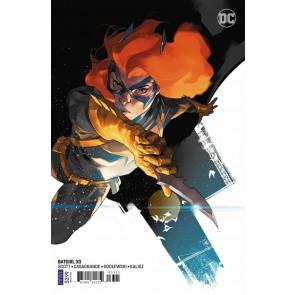 Batgirl (2016) #33 VF/NM-NM Yasmine Putri Variant Cover DC Universe