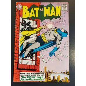 Batman #168 (1965) DC Comics VG+ 4.5 Infantino Sheldon Moldoff|
