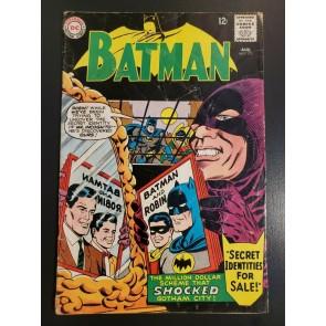 Batman #173 (1965) DC Comics VG- 3.5 Infantino Sheldon Moldoff|