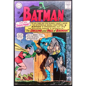 BATMAN #175 VG- ROBIN