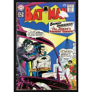 Batman (1940) #148 VG- (3.5) and Robin Joker cover