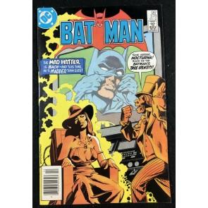 Batman (1940) #378 VF+ (8.5) 95 cent Canadian variant