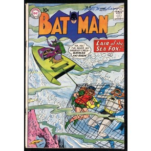 Batman (1940) #132 FN- (5.5) with Robin