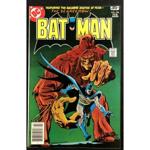Batman (1940) #296 NM (9.4) Return of Scarecrow