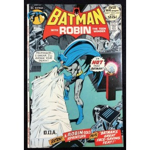 Batman (1940) #240 VF/NM (9.0) Neal Adams Cover