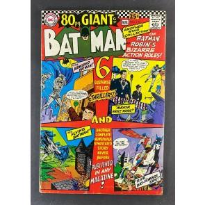 Batman (1940) #193 FN- (5.5) 80pg Giant G-37