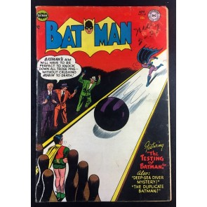 Batman (1940) #83 VG (4.0) with Robin