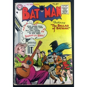 Batman (1940) #95 VG (4.0) with Robin
