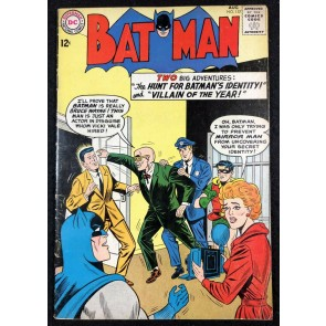 Batman (1940) #157 VG/FN (5.0) and Robin