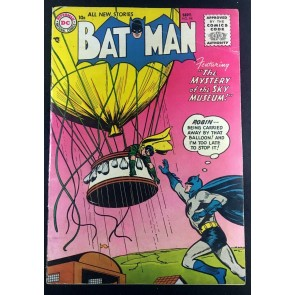 Batman (1940) #94 VG+ (4.5) with Robin