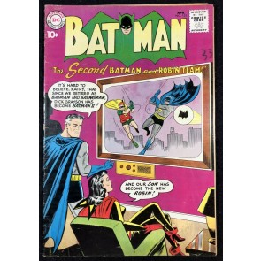 Batman (1940) #131 VG/FN (5.0) with Robin Batwoman cover