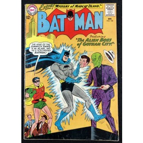 Batman (1940) #160 GD/VG (3.0) and Robin