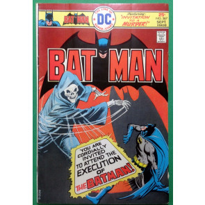 BATMAN (1940) #267 VG+ (4.5)  Reaper cover