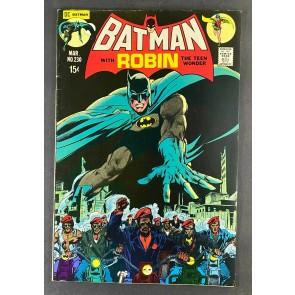 Batman (1940) #230 FN/VF (7.0) Neal Adams Cover