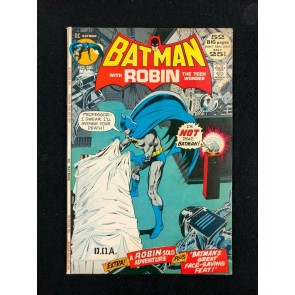 Batman (1940) #240 FN+ (6.5) Doctor Moon