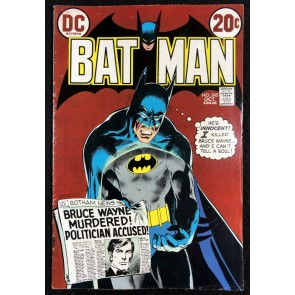 Batman (1940) #245 FN- (5.5) Neal Adams Cover and Story
