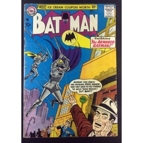 Batman (1940) #111 GD/VG (3.0) with Robin