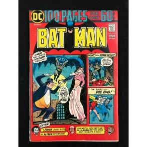 Batman (1940) #257 VF- (7.5) 100pgs Dennis O'Neil