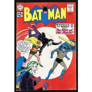 Batman (1940) #145 VG (4.0) and Robin Joker cover