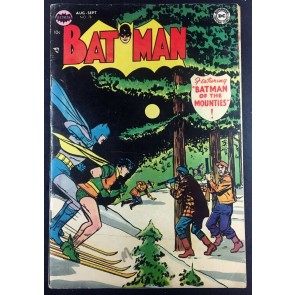 Batman (1940) #78 VG/FN (5.0) with Robin 1st app Roh Kar Man Hunter from Mars