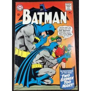 Batman (1940) #177 FN+ (6.5) and Robin
