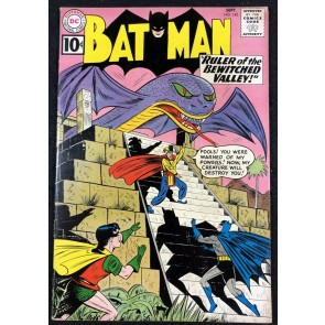 Batman (1940) #142 FN+ (6.5) and Robin