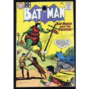 Batman (1940) #143 FN (6.0) and Robin