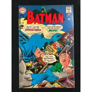 Batman (1940) #199 FN+ (6.5)
